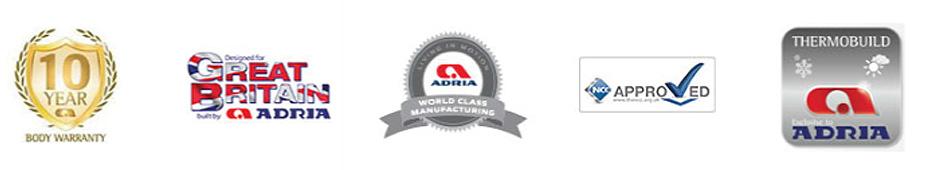 Adria Caravans for sale in Scotland | Top Road Tourers