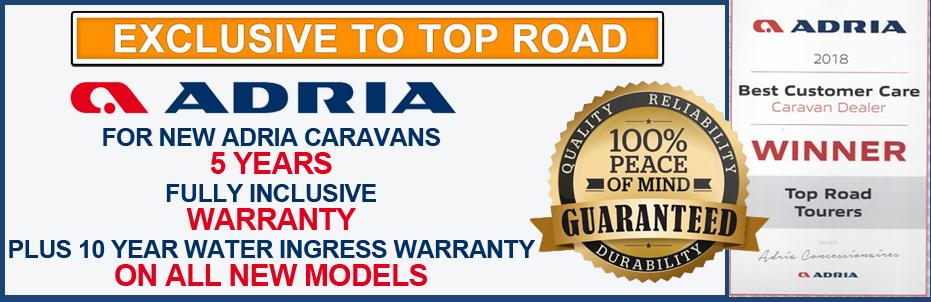 Adria Warranty