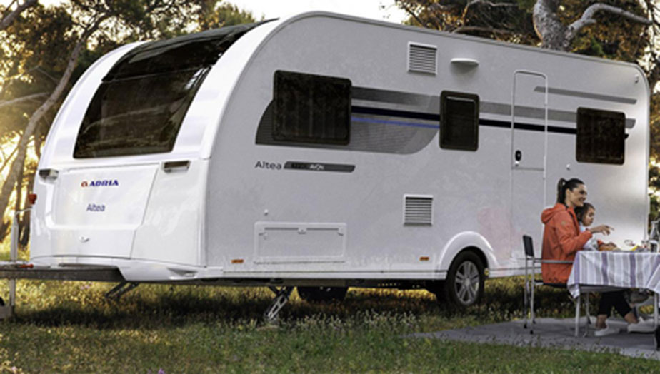 Top Road Tourers | New 2020 Adria Altea Caravans for sale